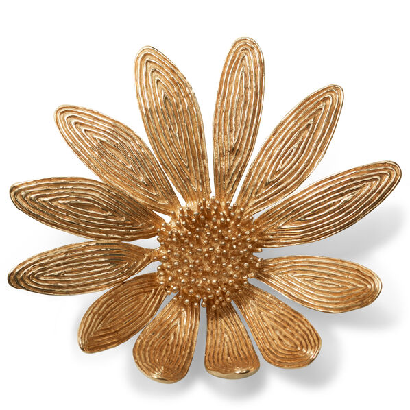 Marguerite Brass Flower