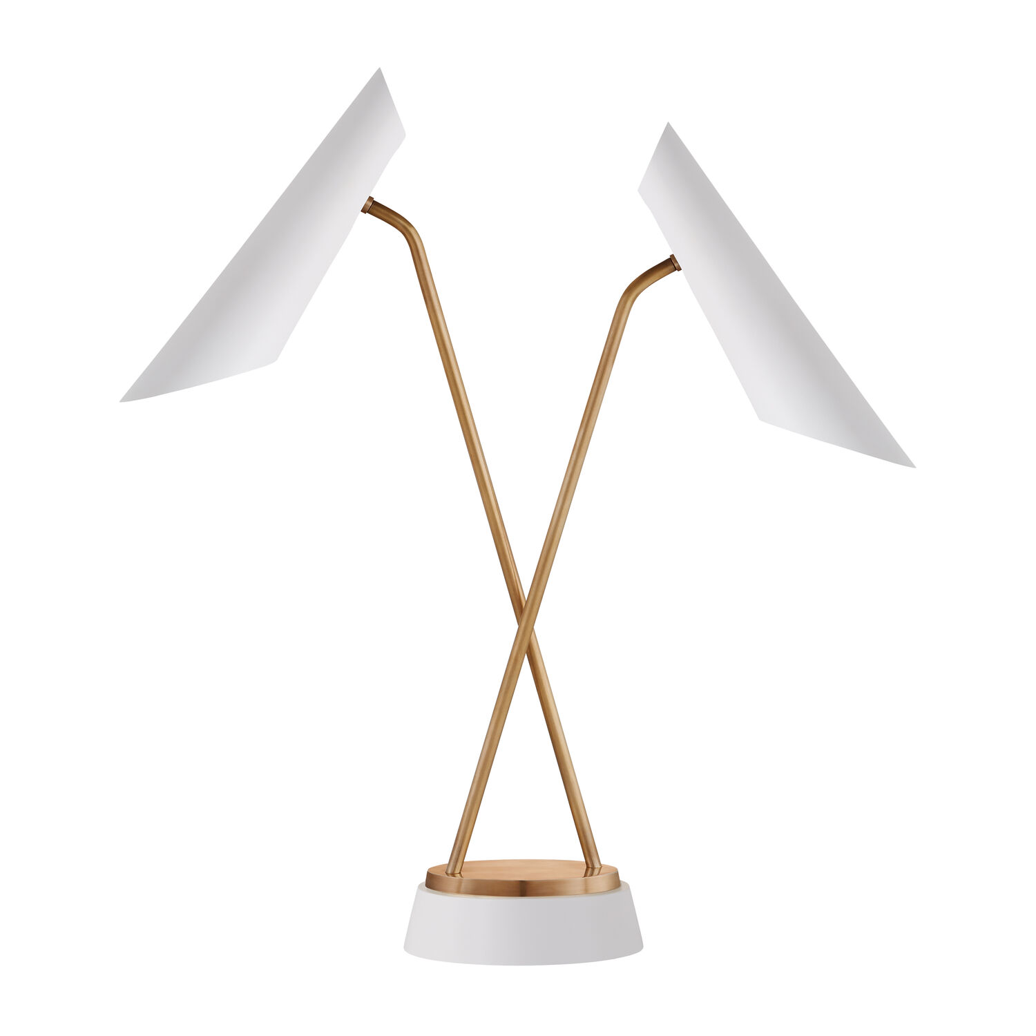 Franca Double Pivoting Task Lamp