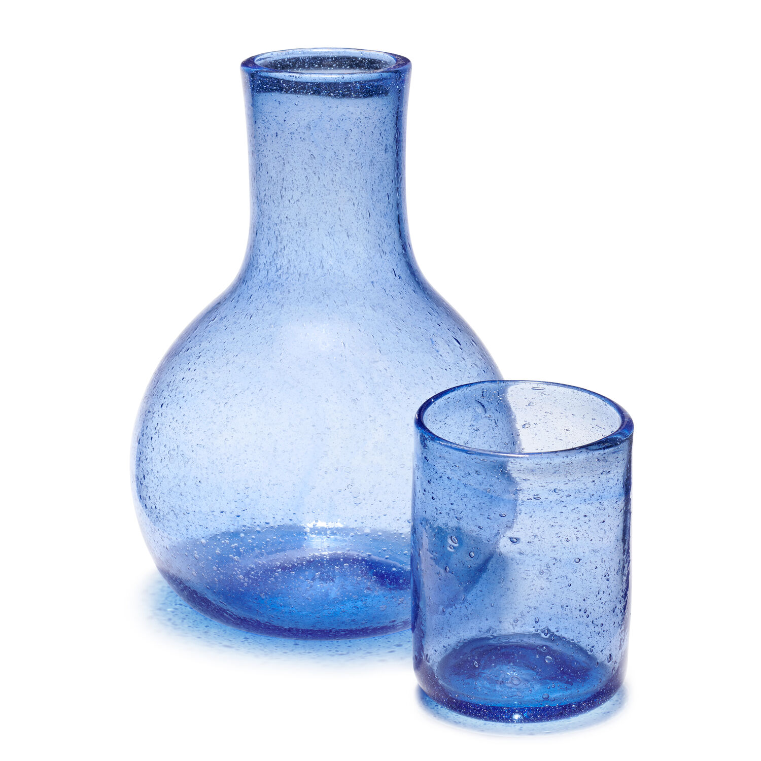 Ines Carafe and Glass, Set of 2