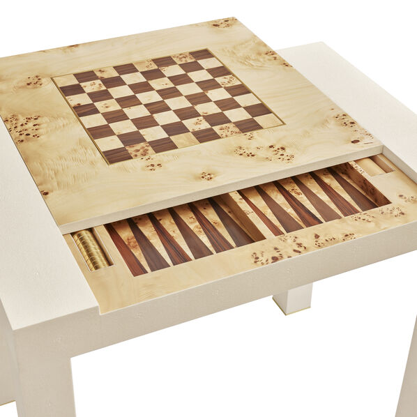 Shagreen Game Table