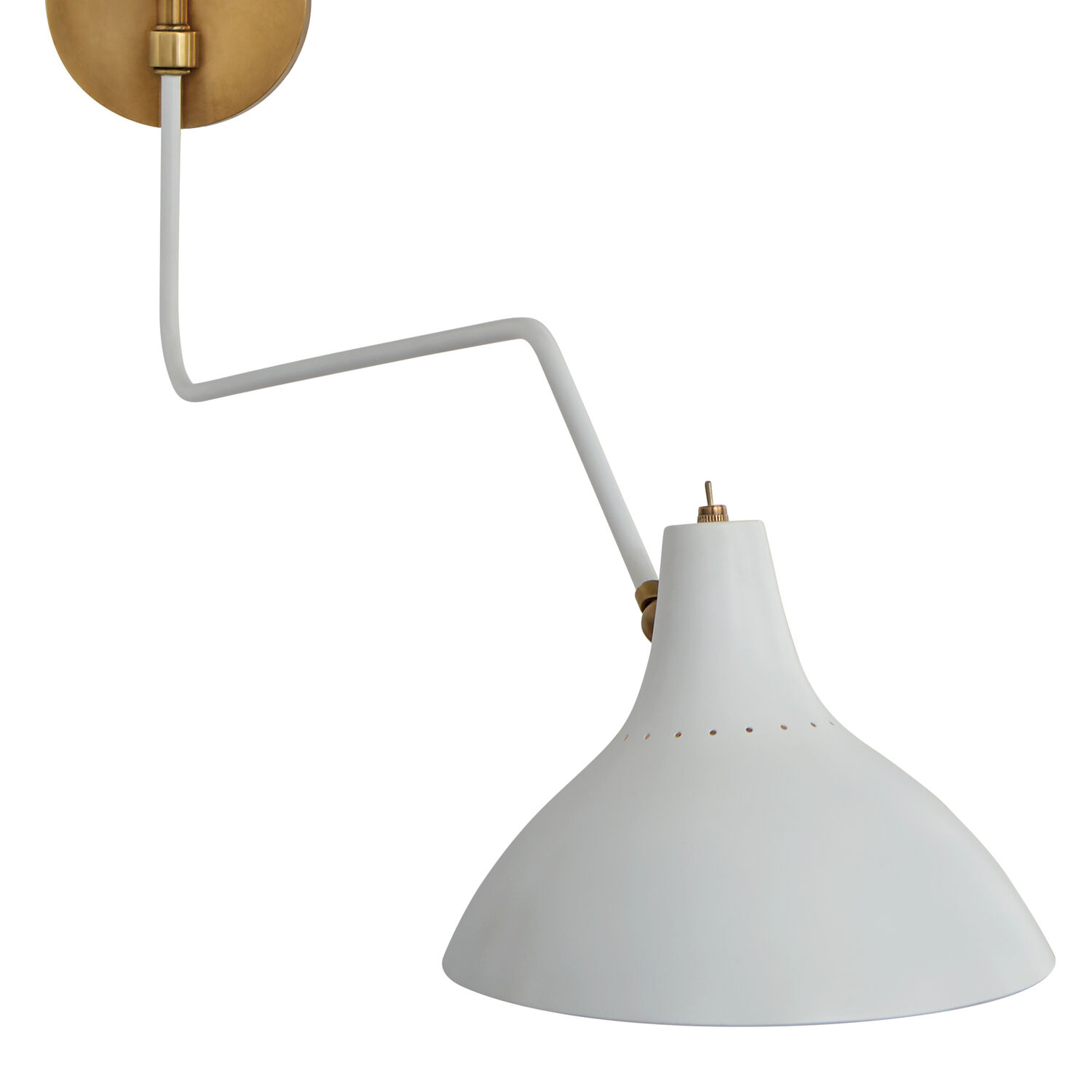 Charlton Large Double Wall Light