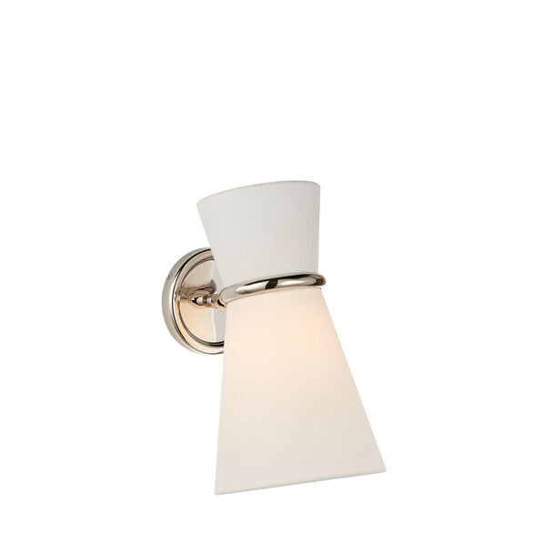 Clarkson Small Single Pivoting Sconce