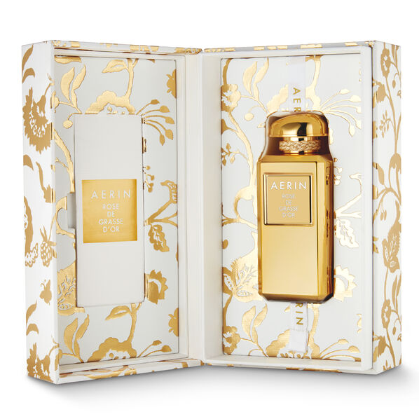 Rose de Grasse d'Or Parfum