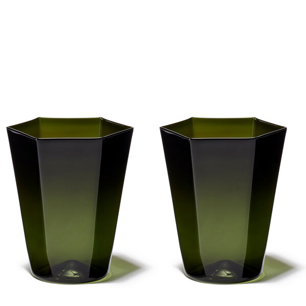 Olivier Tumbler Glass, Set of 2