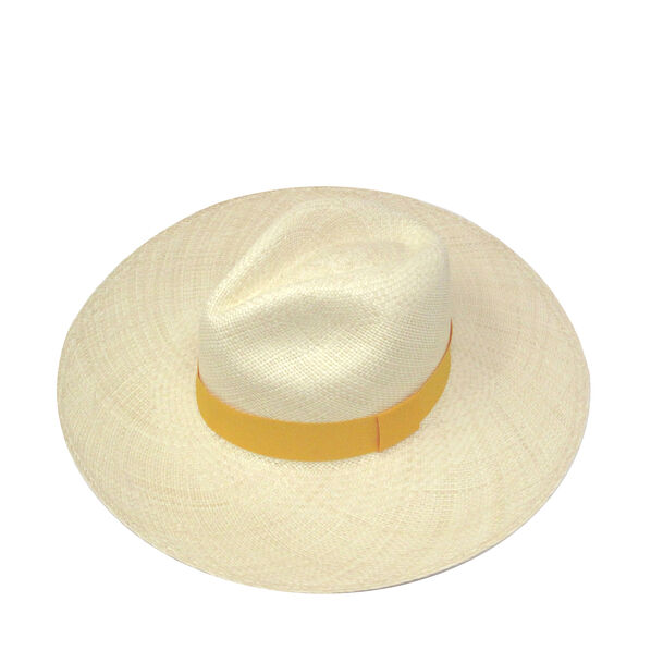 Panama Long Brim Hat