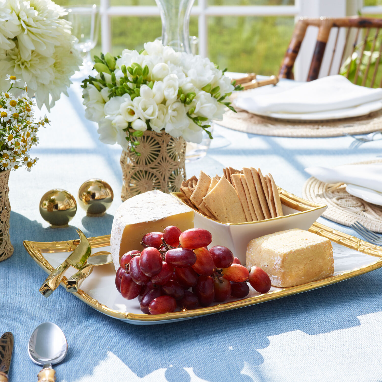 Mayotte Chip and Dip Set