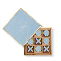 Shagreen Tic Tac Toe Set