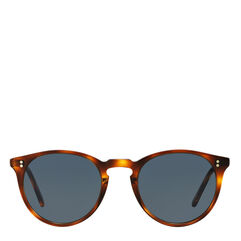 O'Malley NYC Peaked Round Sunglasses
