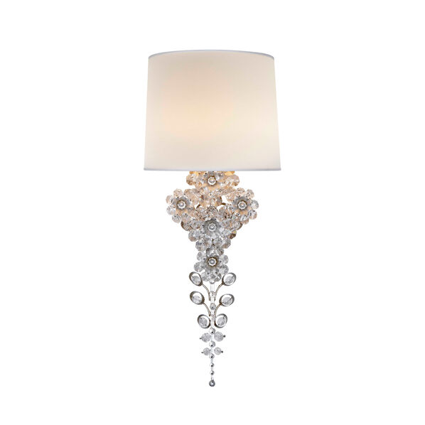 Claret Tail Sconce