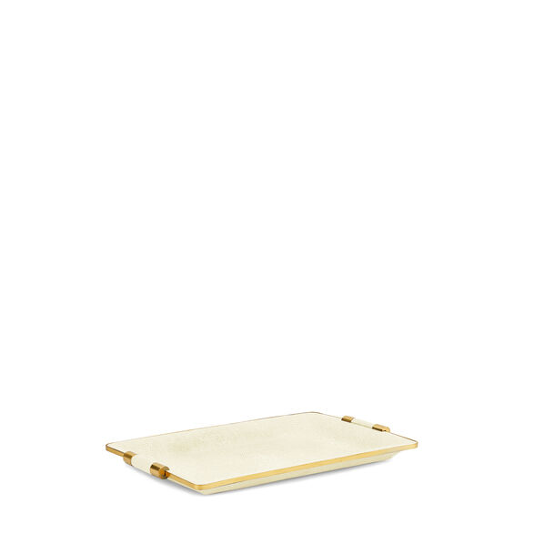 Shagreen Small Vanity Tray