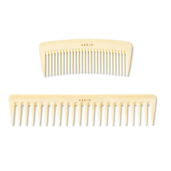 Travel Ivory Comb