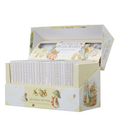 The World of Peter Rabbit Collection - 23 Books (Hardback)