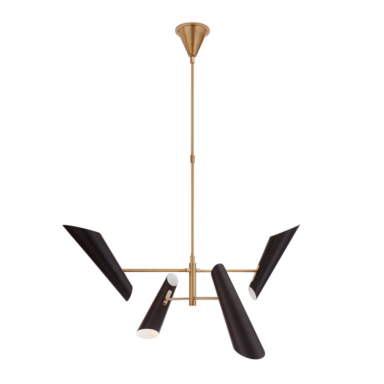 Franca Small Pivoting Chandelier