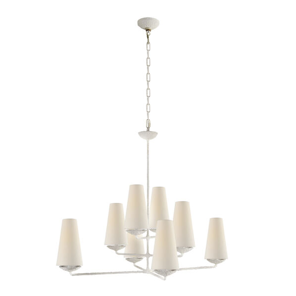 Fontaine Large Offset Chandelier