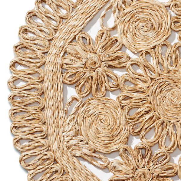 Medallion Abaca Placemat