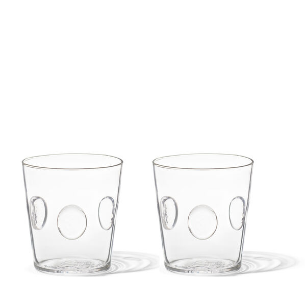 Veda Glassware, Set of 2