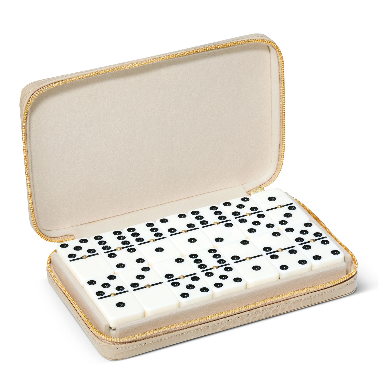 Enzo Travel Domino Set