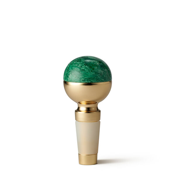 Jade Stone Bottle Stopper