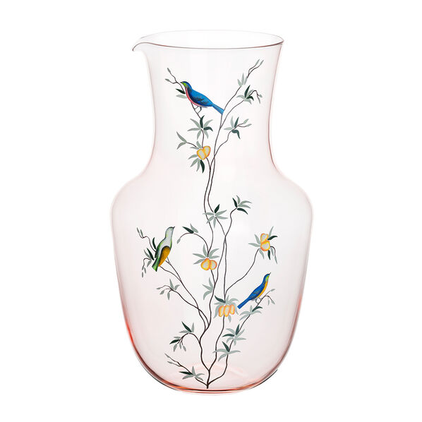 Garden of Paradise Water Pitcher