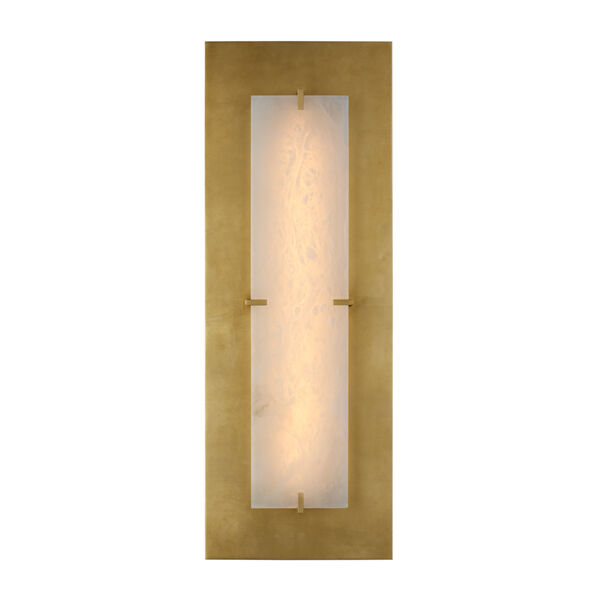 Dominica Large Rectangle Sconce