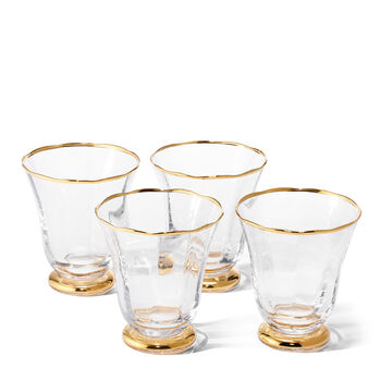 Sophia Tumbler, Set of 4