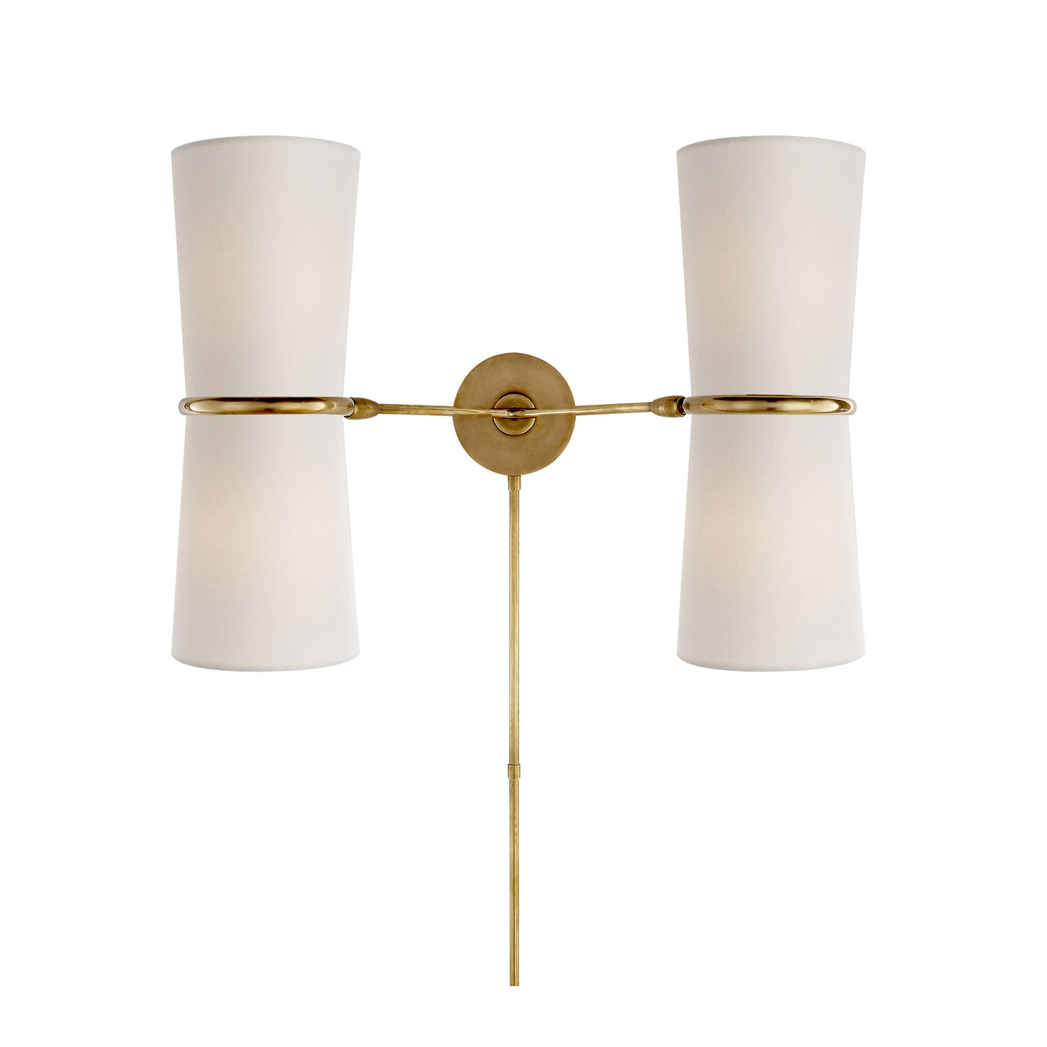 Clarkson Double Sconce