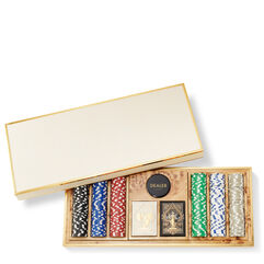 Shagreen Poker Set