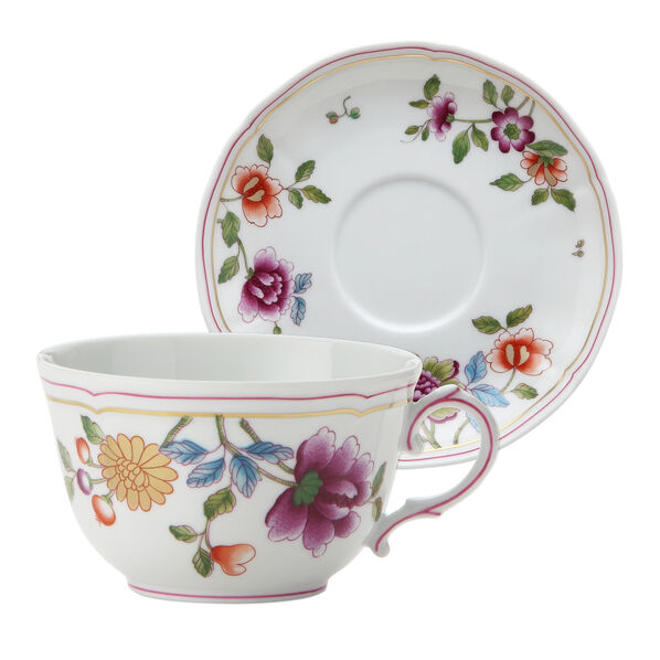 Granduca Coreana Tea Cup and Saucer