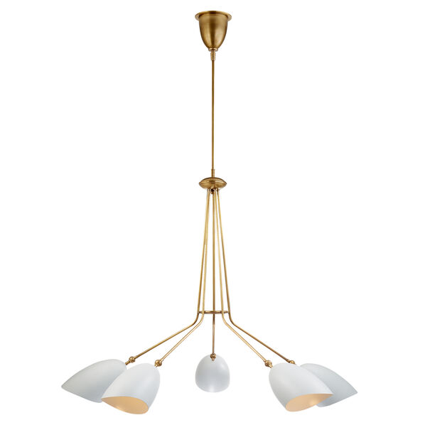 Sommerard Medium Five Light Chandelier