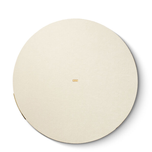 Carina Shagreen Small Round Tray
