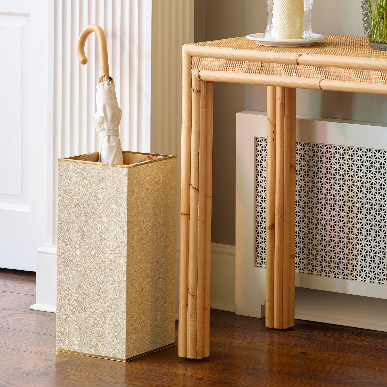 Shagreen Umbrella Stand