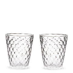 Artisanal Large Tumbler, Set of 2