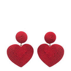 Cora Earring, Red