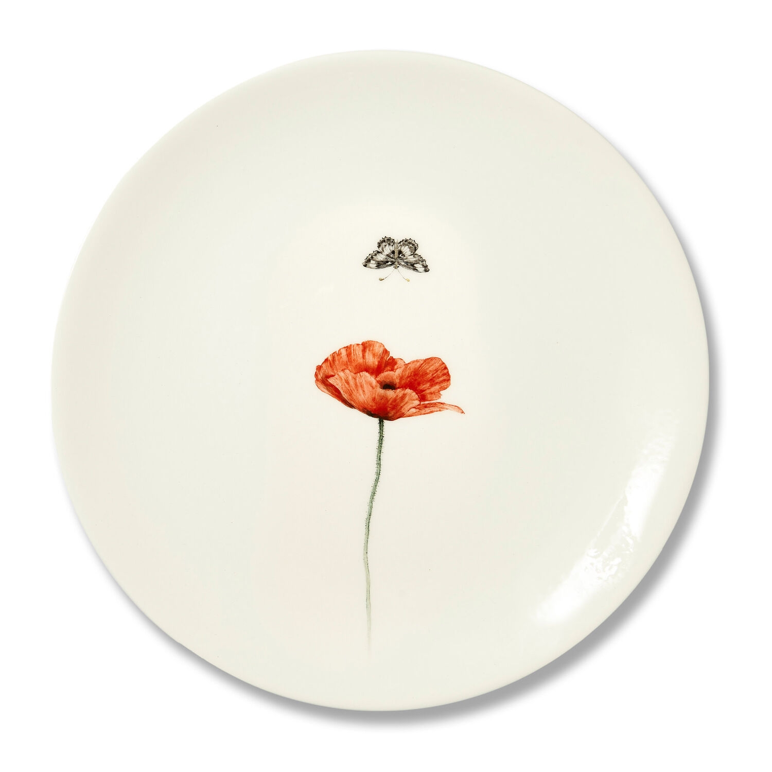 Bloom Plate, Set of 4