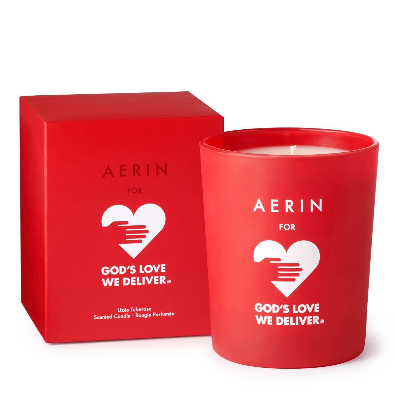 AERIN x God's Love We Deliver Candle