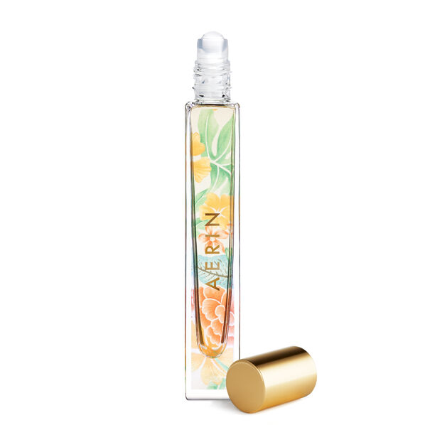 Hibiscus Palm Rollerball