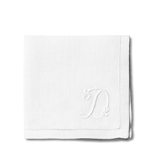 Ambassador Cocktail Napkin, Set of 6