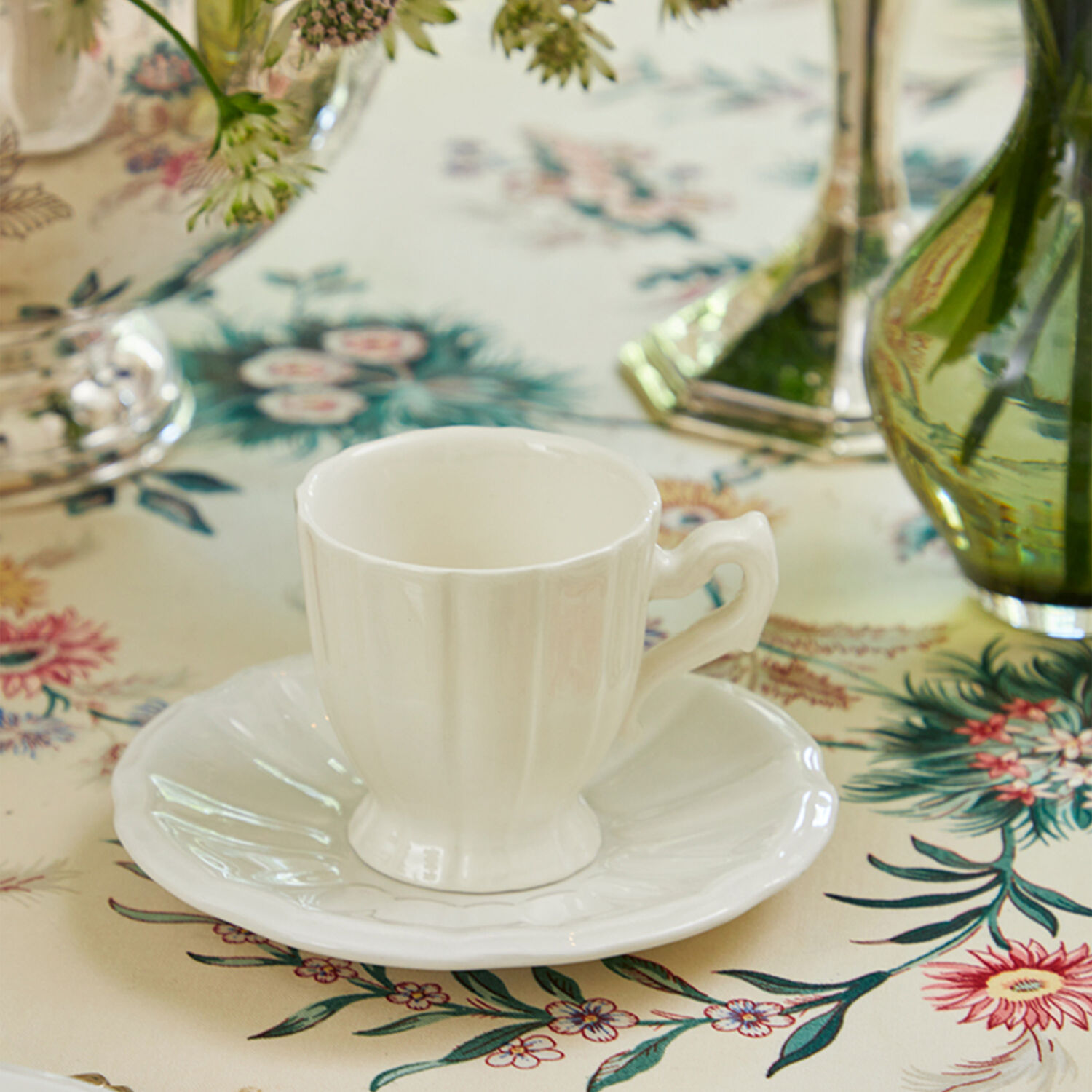Arno Espresso Cup and Saucer