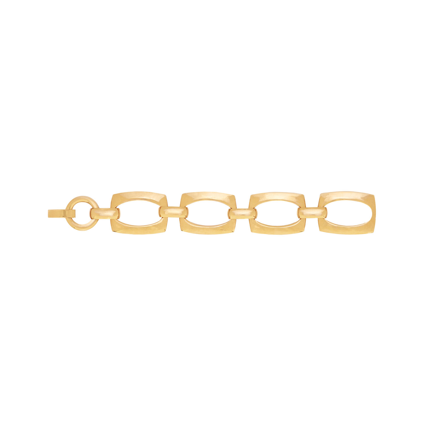 Day Essentials Gold Link Bracelet