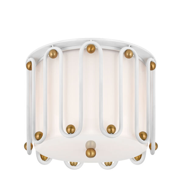 Molene Small Flush Mount