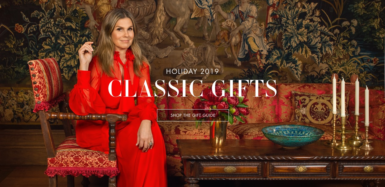 Aerin presents her curated selection of classic gifts