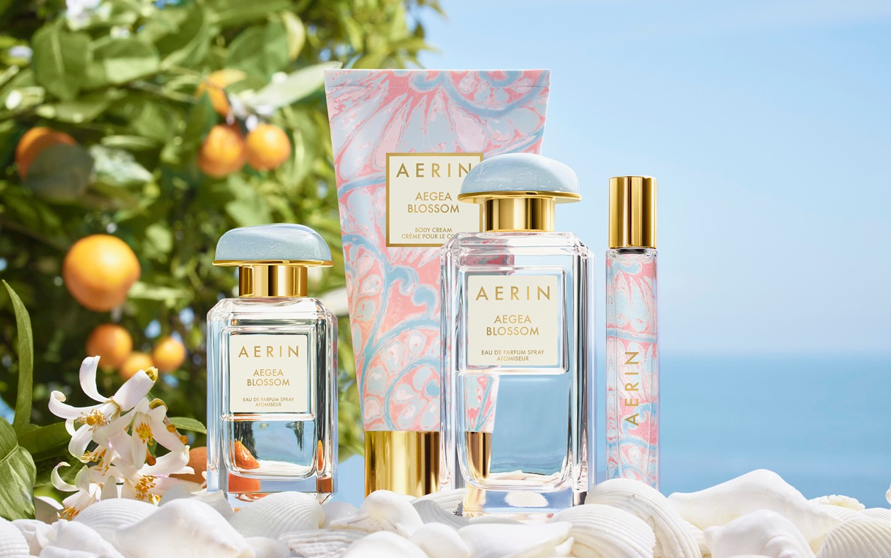 The Aegea Blossom Collection