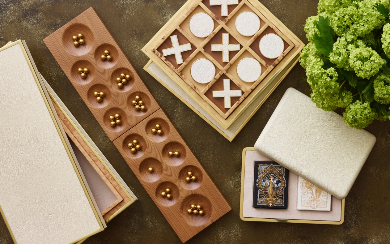 The Shagreen Game Collection