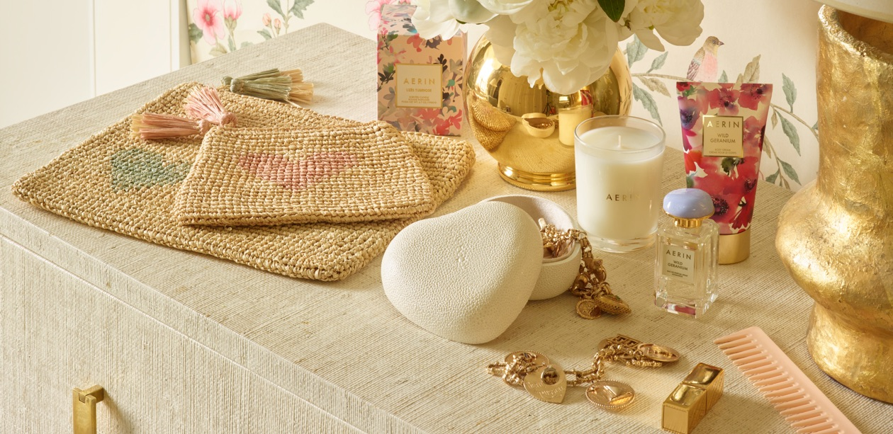 Aerin's curated edit for Valentine's Day