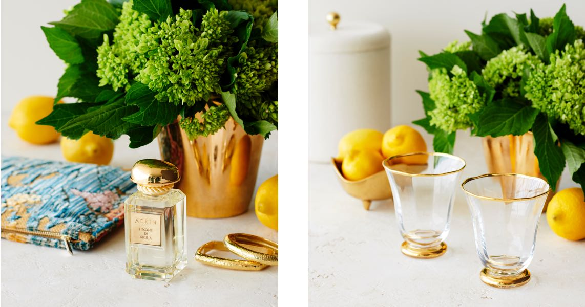 Inspired by Sicily, Aerin has curated a selection of products that perfectly embody the island's easy elegance.