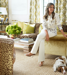 At Home With Aerin